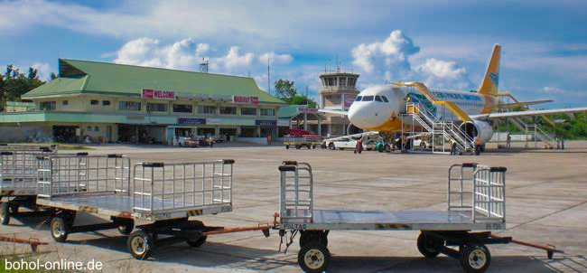 The old Tagbilaran City Airport