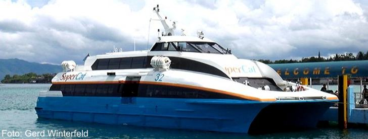 Supercat Fastferry, Bohol